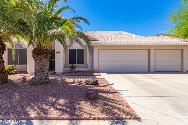 4219 W MISTY WILLOW Lane, Glendale, AZ 85310