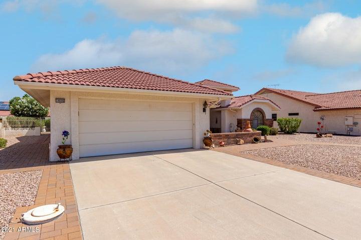 14606 W RAVENSWOOD Drive, Sun City West, AZ 85375
