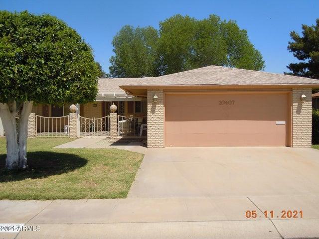 10407 W ROUNDELAY Circle, Sun City, AZ 85351