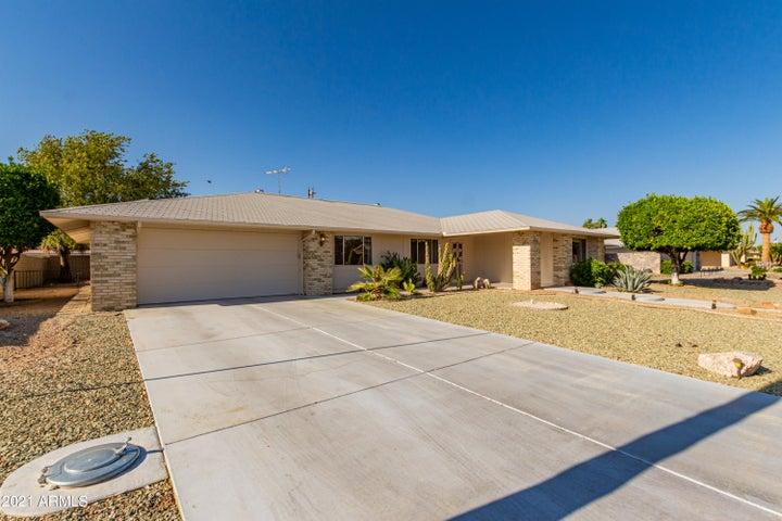 13450 W GABLE HILL Drive, Sun City West, AZ 85375