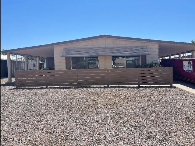 26006 S COUNTRY CLUB Drive, Sun Lakes, AZ 85248