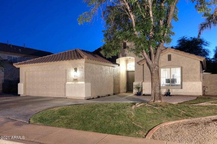 2850 S TUMBLEWEED Lane, Chandler, AZ 85286