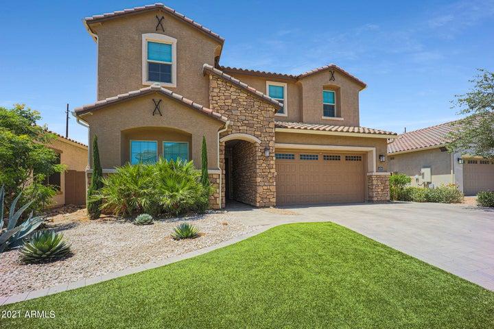 4356 S REDCLIFFE Drive, Gilbert, AZ 85297