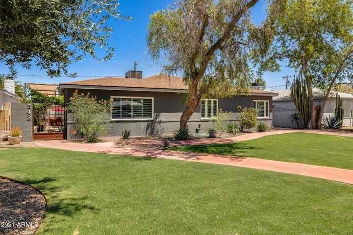 542 W WINDSOR Avenue, Phoenix, AZ 85003