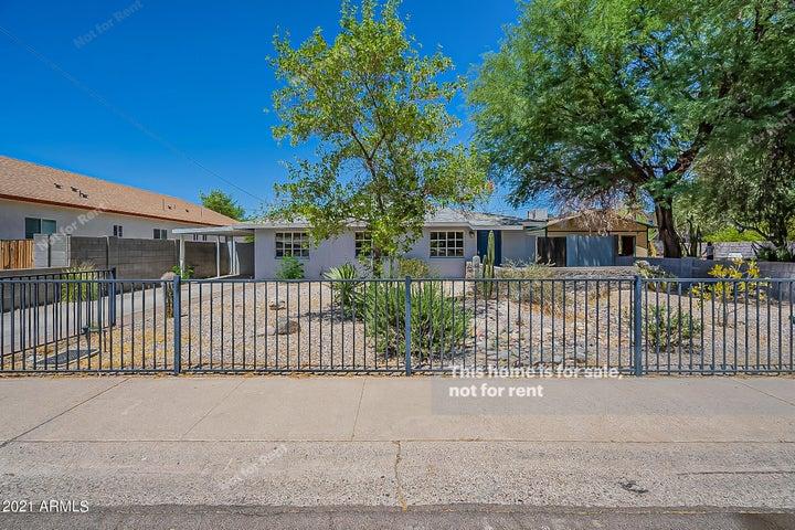 508 W BROWN Street, Tempe, AZ 85281
