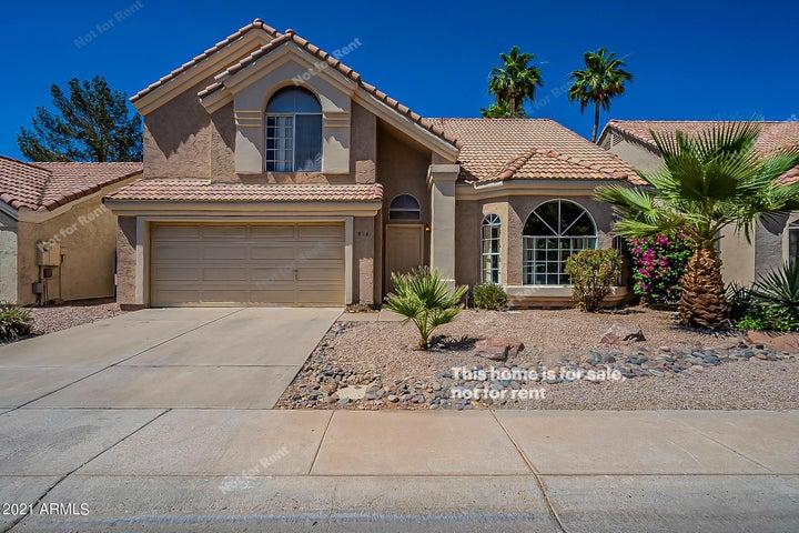 818 W SHERRI Drive, Gilbert, AZ 85233