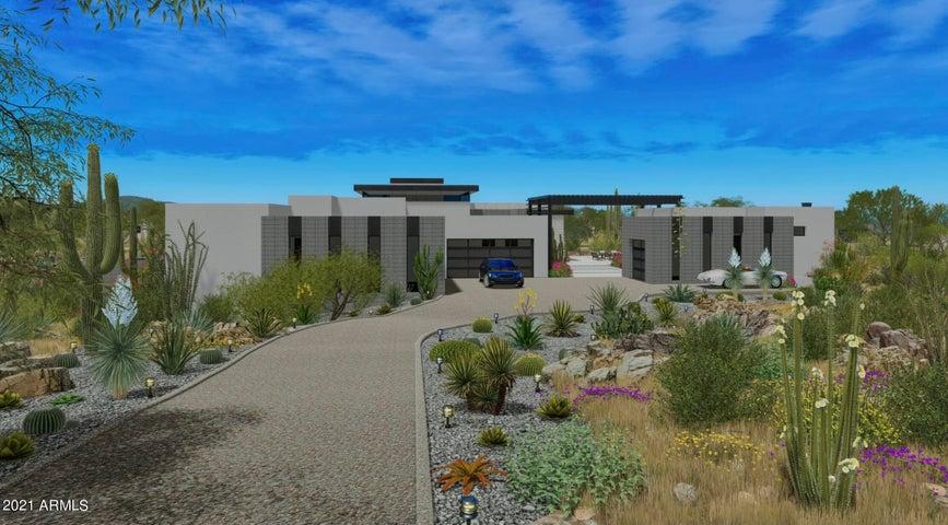 9983 E MIRABEL CLUB Drive, Scottsdale, AZ 85262