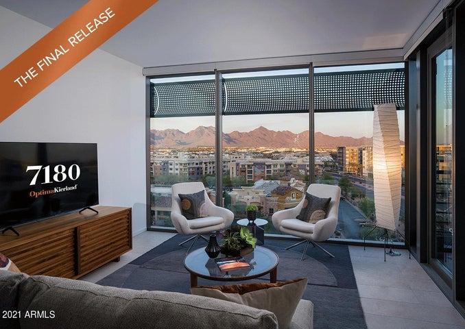 7180 E KIERLAND Boulevard, 815, Scottsdale, AZ 85254