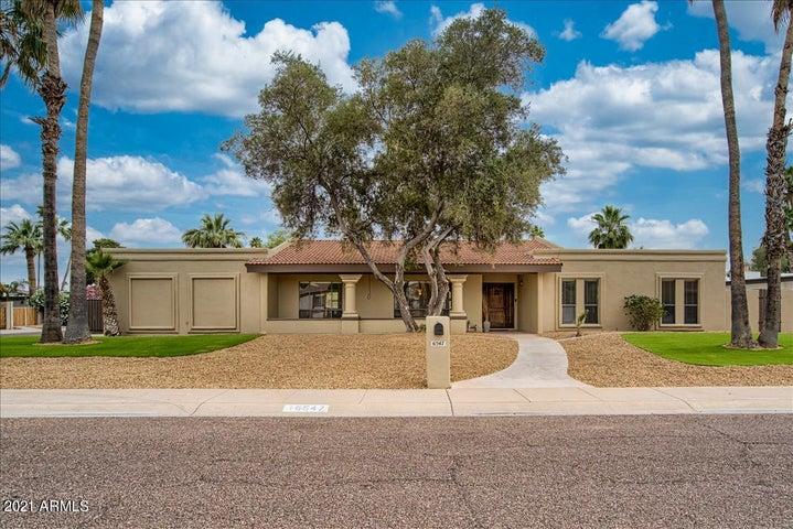 6547 E Camino Santo Street, Scottsdale, AZ 85254