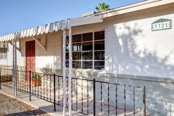 3321 N 10TH Avenue, Phoenix, AZ 85013