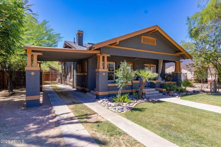 115 W PALM Lane, Phoenix, AZ 85003
