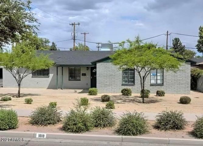 1818 W THOMAS Road, Phoenix, AZ 85015