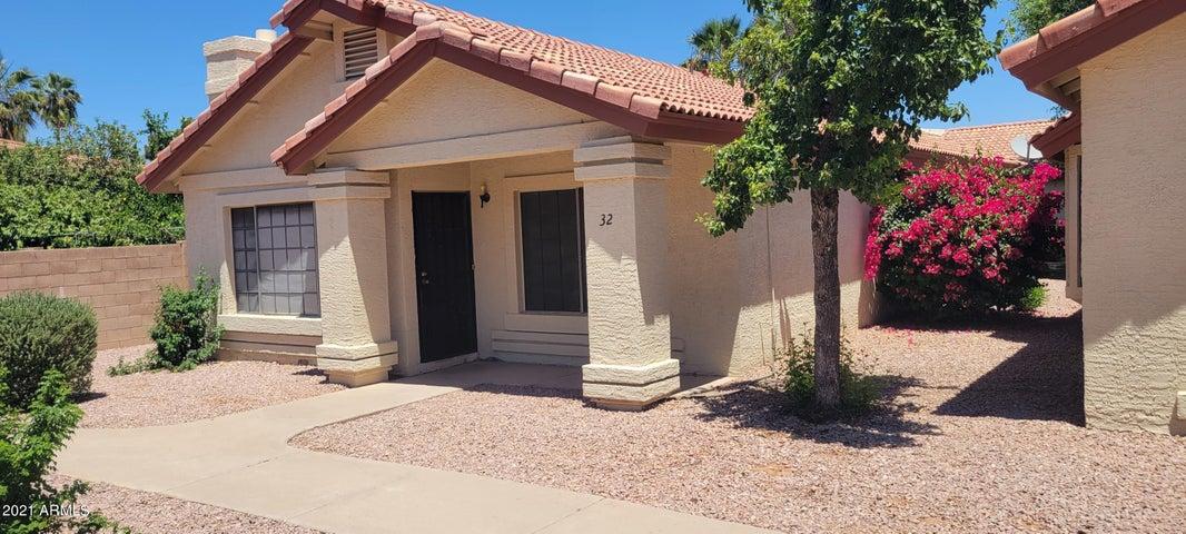 1120 N VAL VISTA Drive, Unit 32, Gilbert, AZ 85234