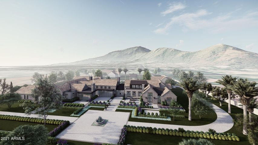 Stately Living Compound