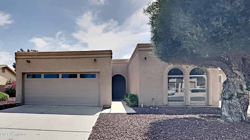 26437 S SEDONA Drive, Sun Lakes, AZ 85248
