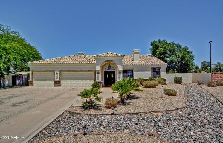 7132 W REDFIELD Road, Peoria, AZ 85381