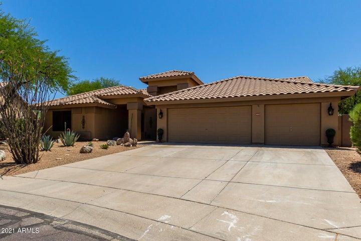 4657 E MONTGOMERY Road, Cave Creek, AZ 85331