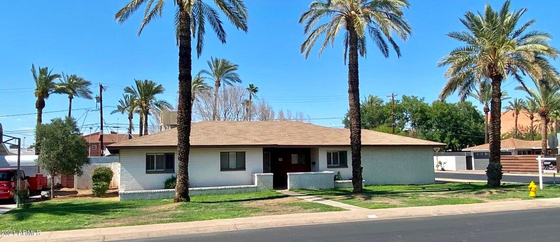 100 W PALMDALE Drive, Tempe, AZ 85282