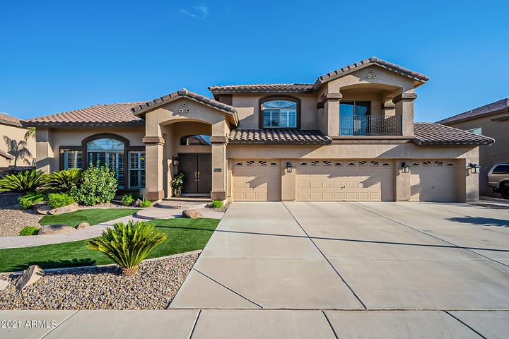 1709 E KAIBAB Drive, Chandler, AZ 85249