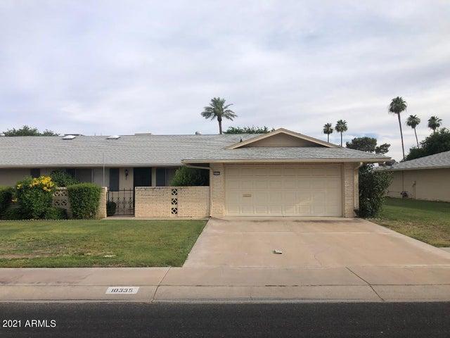 10335 W DESERT FOREST Circle, Sun City, AZ 85351