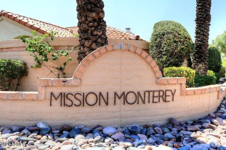 Mission Monterey