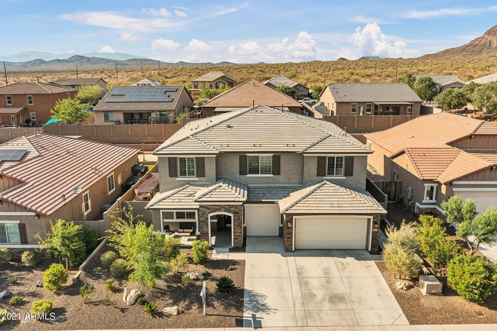 3812 W TERESA Drive, New River, AZ 85087