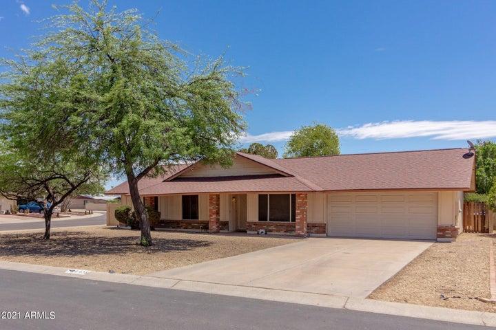 4453 W KEATING Circle, Glendale, AZ 85308