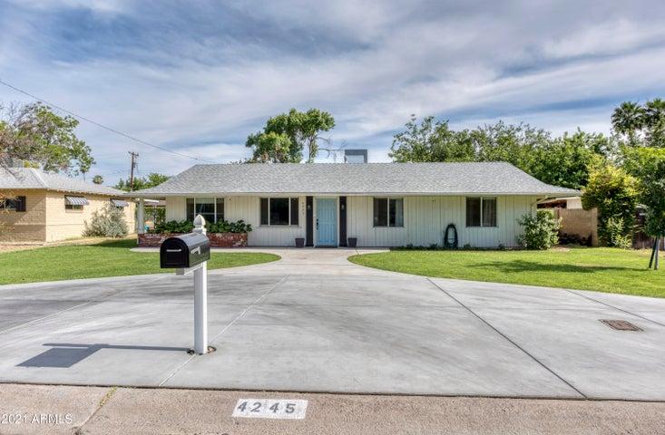 4245 E WILSHIRE Drive, Phoenix, AZ 85008