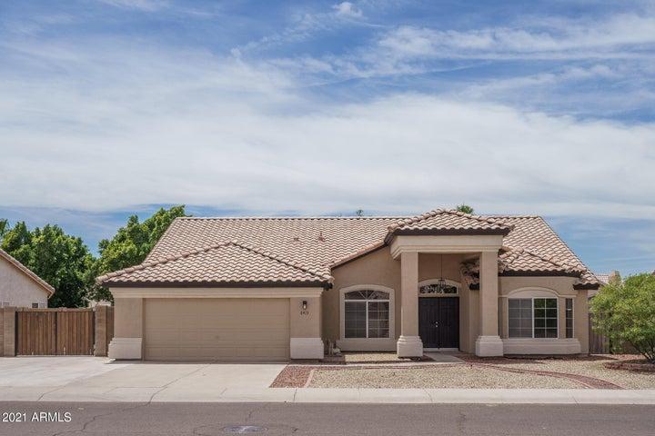 8413 W FULLAM Street, Peoria, AZ 85382