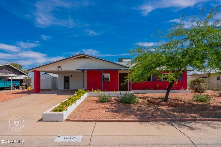 4849 W SANDRA Terrace, Glendale, AZ 85306