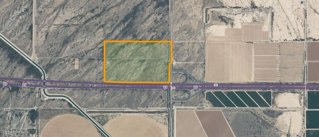 0 N Stanfield Road, -, Stanfield, AZ 85172