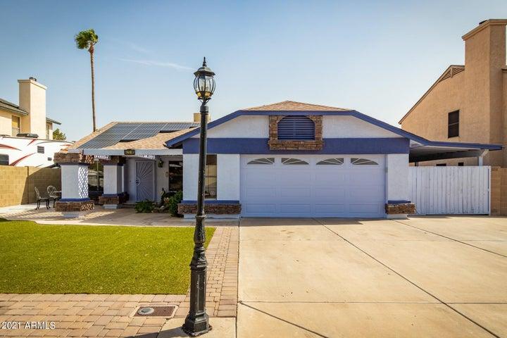 4319 W TOPEKA Drive, Glendale, AZ 85308