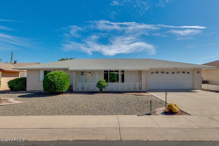 10247 W Oak Ridge Drive, Sun City, AZ 85351