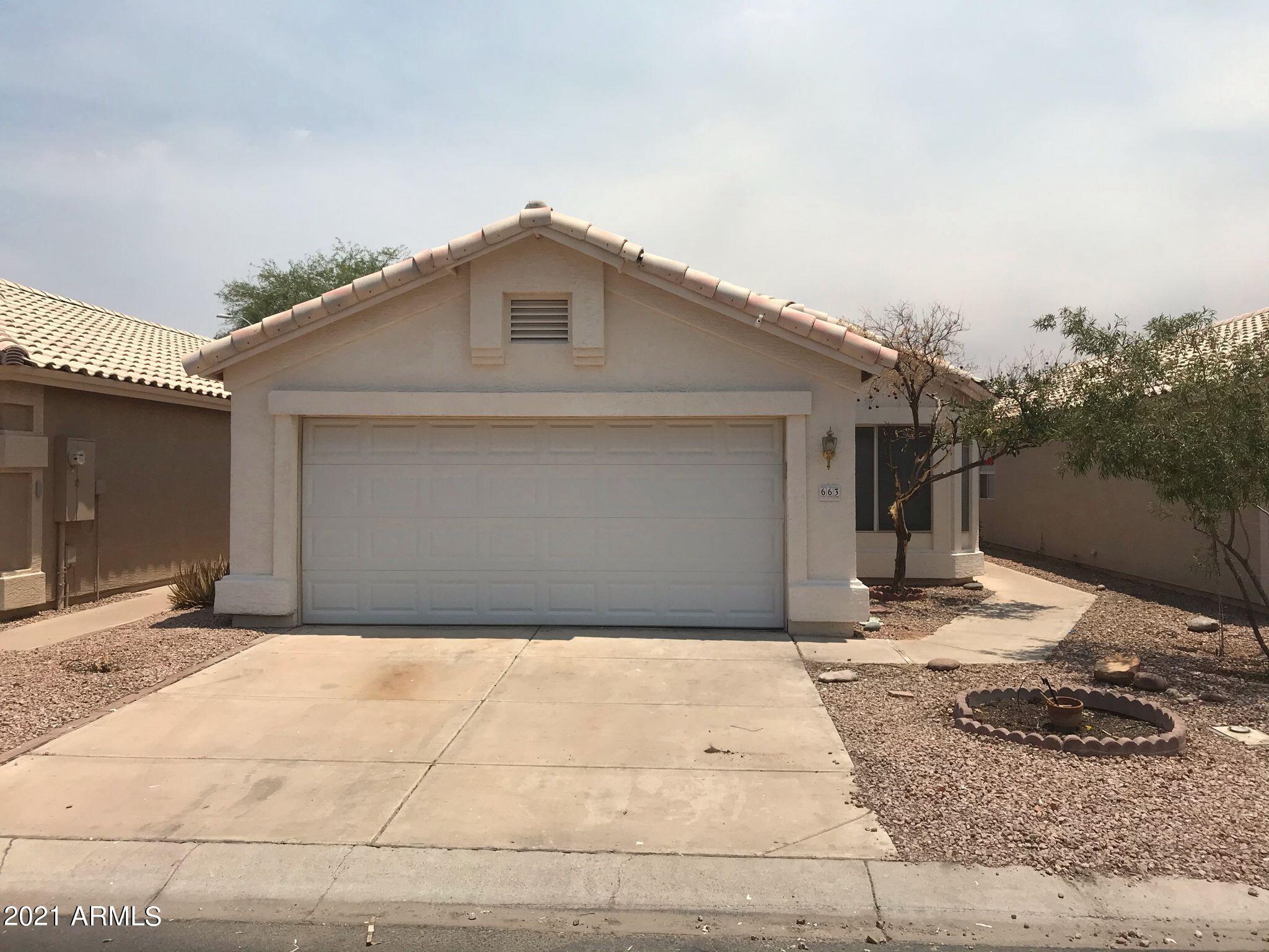 663 N RITA Lane, Chandler, AZ 85226