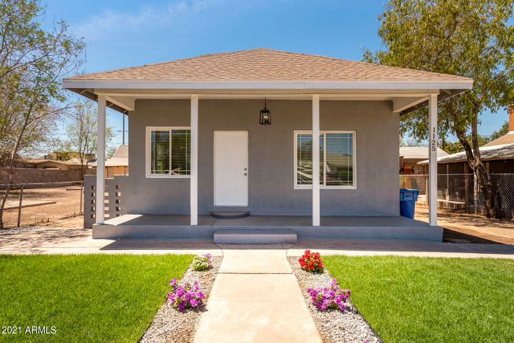 1125 E Fillmore Street, Phoenix, AZ 85006