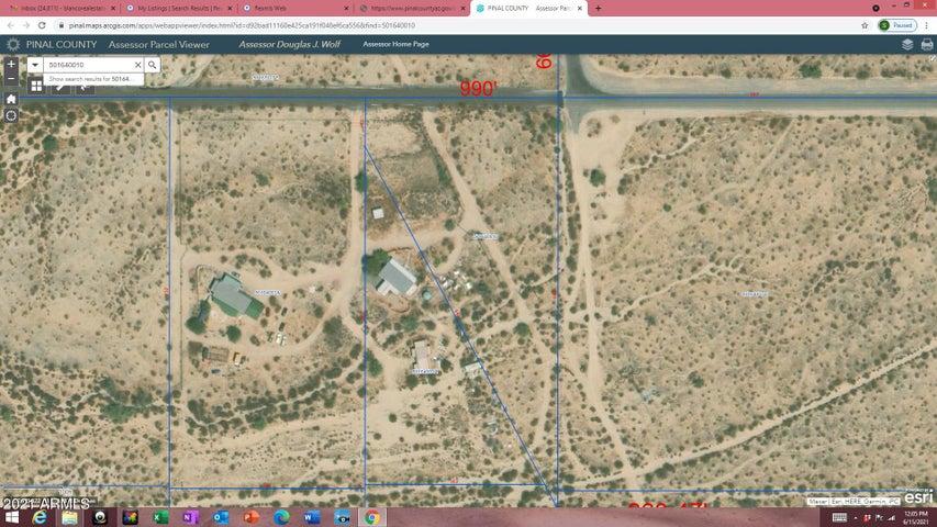 0 W Barnes Street, 001, Maricopa, AZ 85138