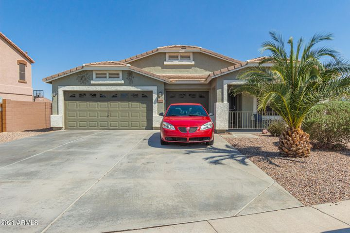 29664 W WELDON Avenue, Buckeye, AZ 85396