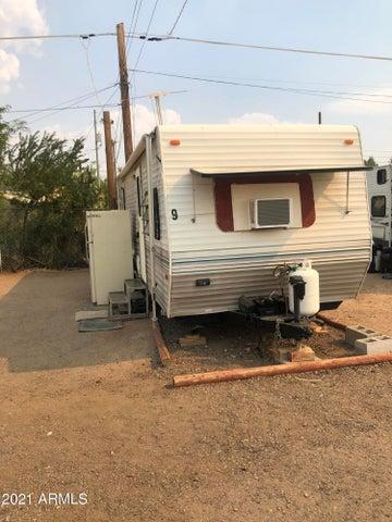 631 W HILL Street, 9, Superior, AZ 85173