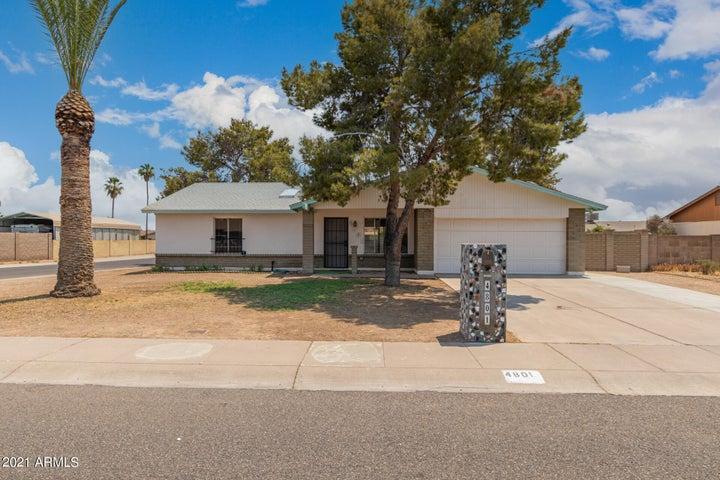 4801 W CORRINE Drive, Glendale, AZ 85304
