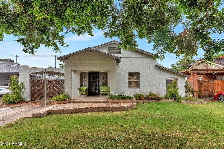 1637 E Earll Drive, Phoenix, AZ 85016