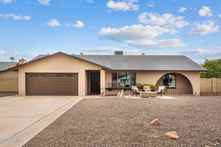 2406 E LA JOLLA Drive E, Tempe, AZ 85282