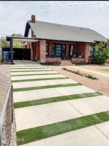 1629 E BRILL Street, Phoenix, AZ 85006