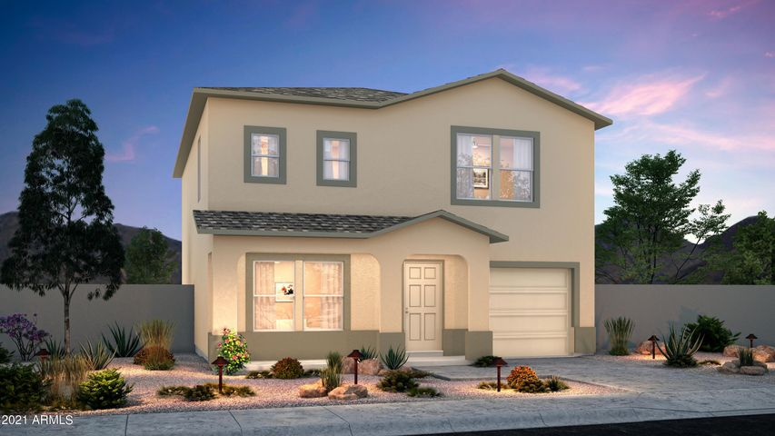 261 W DEWEY Avenue, Coolidge, AZ 85128