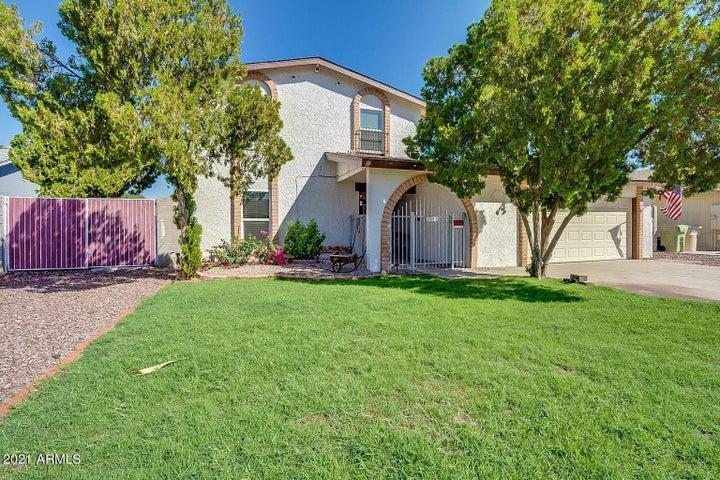 4540 W BROWN Street, Glendale, AZ 85302