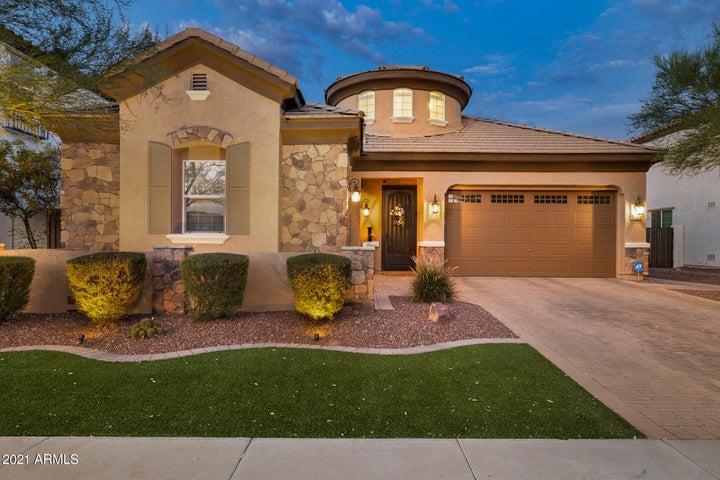 4111 S TOPAZ Place, Chandler, AZ 85249