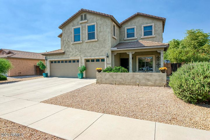 Front Of Home - 16756 West Cocopah St, Goodyear AZ 85338