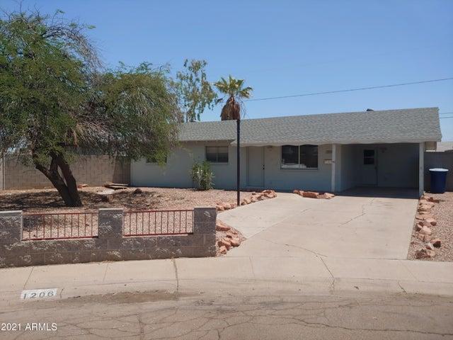 1206 W 15TH Street, Tempe, AZ 85281