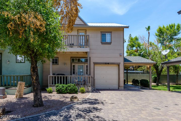2016 S HAMMOND Drive, 106, Tempe, AZ 85282