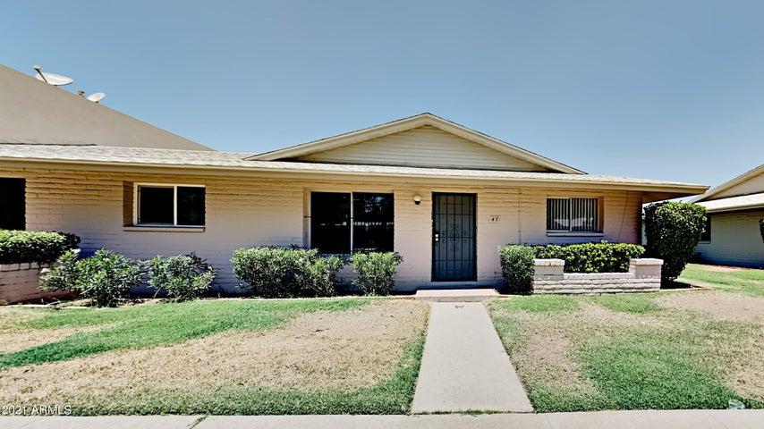 225 N STANDAGE, 47, Mesa, AZ 85201