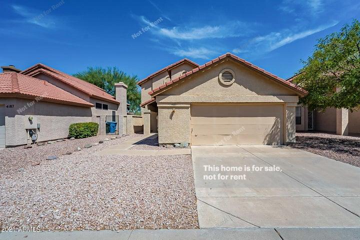 4185 E CHOLLA CANYON Drive, Phoenix, AZ 85044
